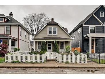 Photo one of 1646 Carrollton Indianapolis IN 46202 | MLS 21781285