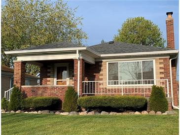 Photo one of 1426 N Downey Ave Indianapolis IN 46219 | MLS 21781320