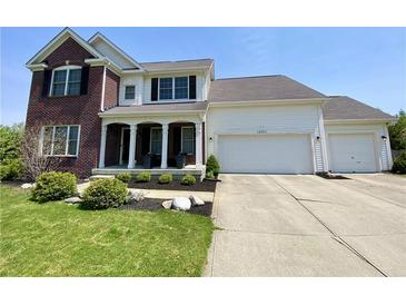 Photo one of 12311 Cobblestone Dr Fishers IN 46037 | MLS 21781362