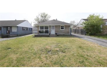 Photo one of 1646 N Coolidge Ave Indianapolis IN 46219 | MLS 21781376