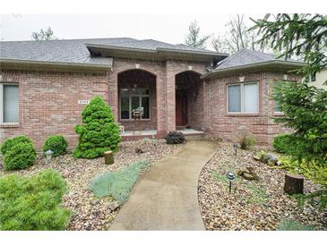 Photo one of 8749 Mud Creek Rd Indianapolis IN 46256 | MLS 21781386