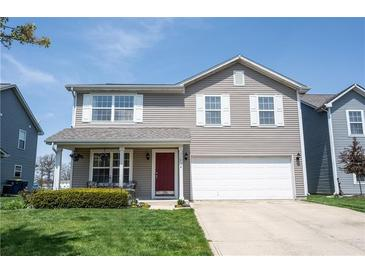 Photo one of 11524 Seabiscuit Dr Noblesville IN 46060 | MLS 21781393