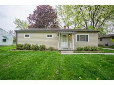 Photo one of 8421 Winthrop Ave Indianapolis IN 46240 | MLS 21781449