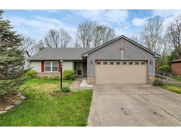 Photo one of 601 Springmill Dr Mooresville IN 46158 | MLS 21781458