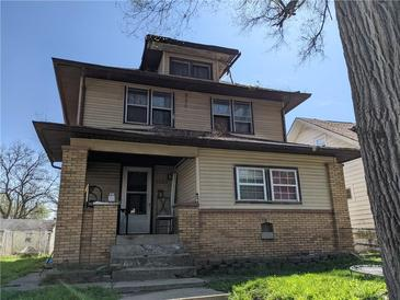 Photo one of 1323 N Dearborn St Indianapolis IN 46201 | MLS 21781472