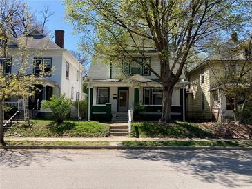 Photo one of 1204 N Tuxedo St Indianapolis IN 46201 | MLS 21781491