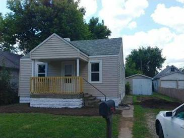 Photo one of 824 Woodrow Ave Indianapolis IN 46241 | MLS 21781508