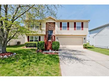 Photo one of 6536 Amick Way Indianapolis IN 46268 | MLS 21781509