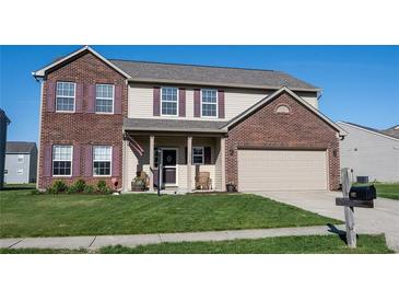 Photo one of 1912 Brook Crossing Way Indianapolis IN 46229   MLS 21781585