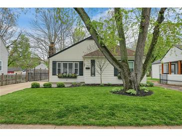 Photo one of 5649 Haverford Ave Indianapolis IN 46220 | MLS 21781604