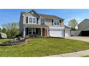 Photo one of 725 Hummingbird Ln Whiteland IN 46184 | MLS 21781639