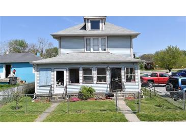 Photo one of 309 N Keystone Ave Indianapolis IN 46201 | MLS 21781671