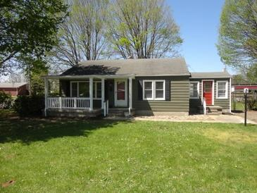 Photo one of 1119 Brookline St Anderson IN 46012   MLS 21781677