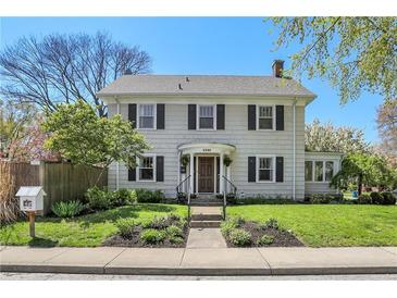 Photo one of 4340 N Capitol Ave Indianapolis IN 46208 | MLS 21781703