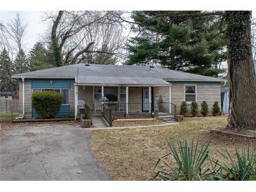 Photo one of 5211 Crown St Indianapolis IN 46208 | MLS 21781705