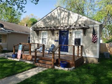 Photo one of Indianapolis IN 46220 | MLS 21781708