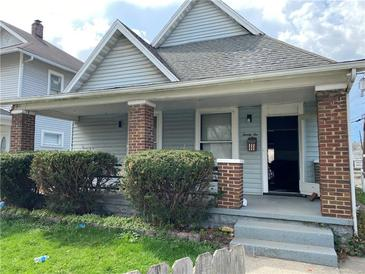 Photo one of 22 S Belleview Pl Indianapolis IN 46222 | MLS 21781740