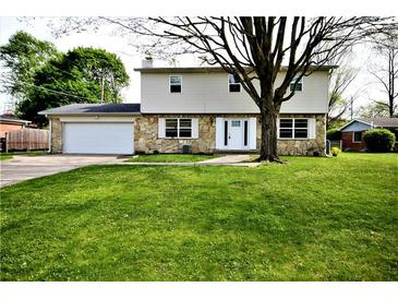 Photo one of 7441 Halsted Dr Indianapolis IN 46214   MLS 21781751