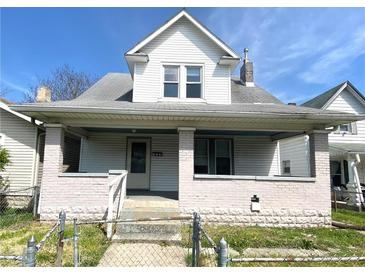 Photo one of 121 N Bradley Ave Indianapolis IN 46201 | MLS 21781786