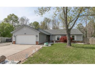 Photo one of 7053 Carrie Dr Indianapolis IN 46237 | MLS 21781817