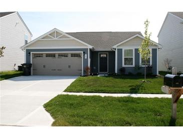 Photo one of 161 Campus Ln Greenwood IN 46143 | MLS 21781823