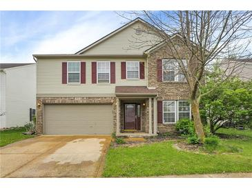 Photo one of 9131 Amberleigh Dr Plainfield IN 46168 | MLS 21781828