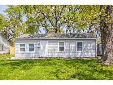 Photo one of 5138 W 32Nd St Indianapolis IN 46224 | MLS 21781834
