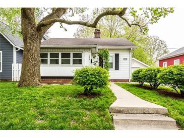Photo one of 5219 Carrollton Ave Indianapolis IN 46220 | MLS 21781848