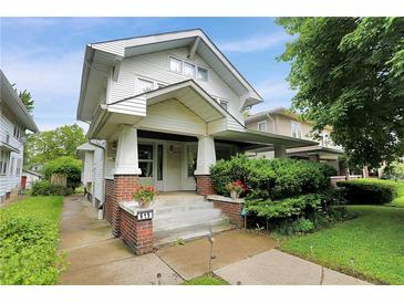 Photo one of 615 N Dequincy St # 0 Indianapolis IN 46201 | MLS 21781851
