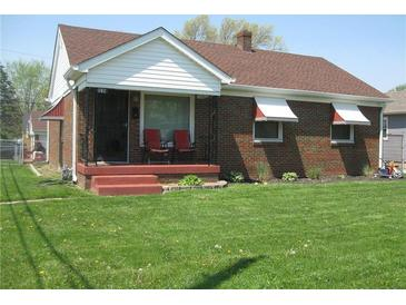 Photo one of 302 N 14Th Ave Beech Grove IN 46107 | MLS 21781868