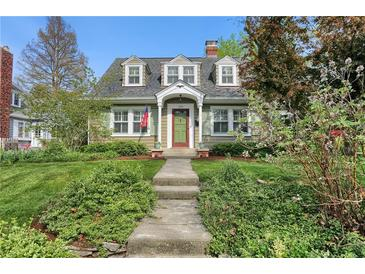 Photo one of 5215 N New Jersey St Indianapolis IN 46220 | MLS 21781872