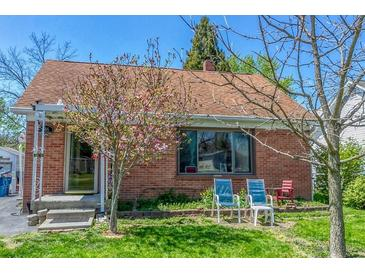 Photo one of 946 N Eaton Ave Indianapolis IN 46012 | MLS 21781913