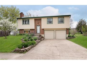 Photo one of 7345 Carolling Way Indianapolis IN 46237 | MLS 21781975