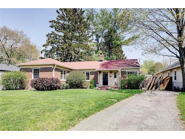 Photo one of 6031 N Kingsley Dr Indianapolis IN 46220 | MLS 21782003