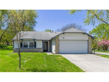 Photo one of 3132 Valley Farms Rd Indianapolis IN 46214 | MLS 21782021