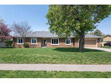 Photo one of 8032 Bayview Pt Indianapolis IN 46256 | MLS 21782056
