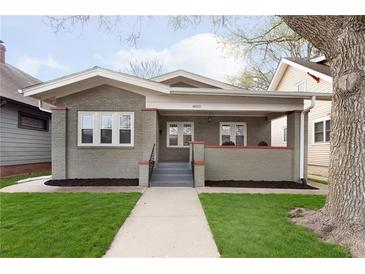 Photo one of 4050 N Capitol Ave Indianapolis IN 46208 | MLS 21782097