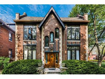 Photo one of 1408 Broadway St # F Indianapolis IN 46202 | MLS 21782110