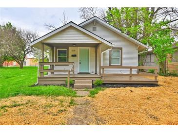 Photo one of 109 S Sheridan Ave Indianapolis IN 46219 | MLS 21782133