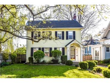 Photo one of 27 S Downey Ave Indianapolis IN 46219 | MLS 21782161