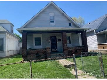 Photo one of 944 N Oakland Ave Indianapolis IN 46201 | MLS 21782180