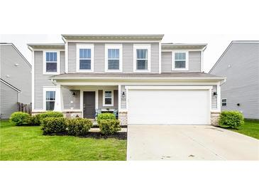 Photo one of 10316 Hunters Crossing Blvd Indianapolis IN 46239 | MLS 21782183