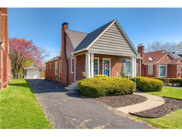 Photo one of 5428 E 10Th St Indianapolis IN 46219 | MLS 21782219