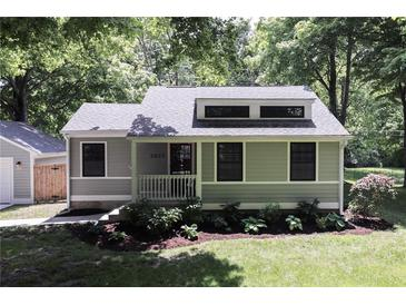 Photo one of 2027 E 80Th St Indianapolis IN 46240 | MLS 21782235