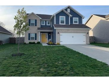 Photo one of 1283 W Crystal Dr Fortville IN 46040 | MLS 21782242