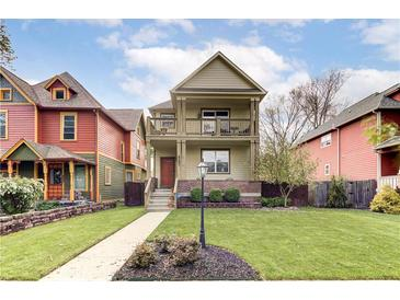 Photo one of 2120 N Park Ave Indianapolis IN 46202 | MLS 21782259
