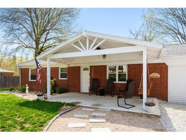 Photo one of 12517 N Woodlawn Dr Mooresville IN 46158 | MLS 21782290