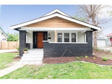 Photo one of 744 Wallace Ave Indianapolis IN 46201   MLS 21782304