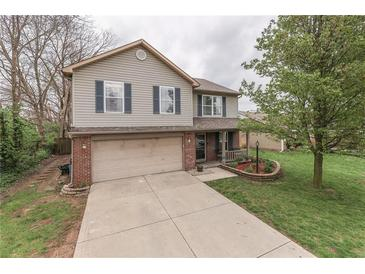 Photo one of 6120 Karst Dr Indianapolis IN 46221 | MLS 21782308