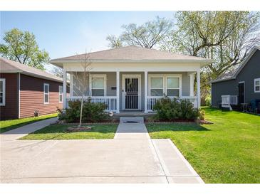 Photo one of 2845 Tindall St Indianapolis IN 46203 | MLS 21782316